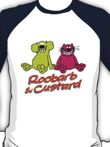 Roobarb And Custard T-Shirt