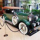 1928 Packard Sedan by Keith Hawley