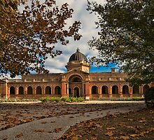 Goulburn Courthouse by Steve Randall