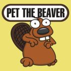 Pet the Beaver by Wislander