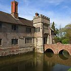 Baddesley Clinton, Moated House by John Dalkin