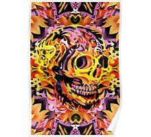Skull V Poster