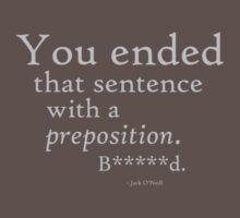 Preposition Grey (clean) by CaelisMiran
