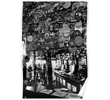 The Harp - Bar & Beer Mats 2 Poster