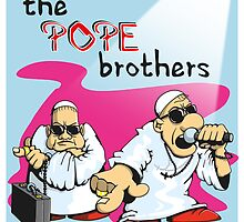 The Pope brothers throw a party by chrisbears