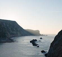 Sunrise at Man of Way Bay by mattcattell