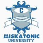 Miskatonic University by RetroReview