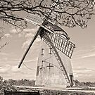 Bidston Windmill in HDR by DavidWHughes