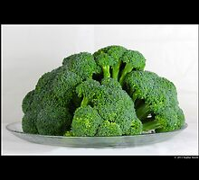 Brassica Oleracea - Broccoli by © Sophie W. Smith
