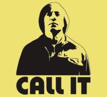 CALL IT t-shirt - Anton Chigurh by CaptainTrips