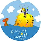 King Of Whales by Katarina VanDemark