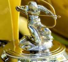 1933 Pierce Arrow Model 836, Hood Ornament by SuddenJim