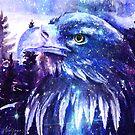 Eagle by Slaveika Aladjova