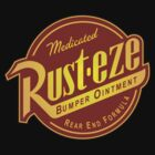 Rust Eze Cars Movie T-shirt by logo-tshirt