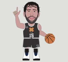 NBAToon of Alex Mumbru, player of Bilbao Basket by D4RK0