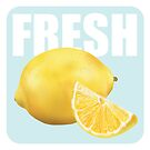 Fresh Lemon  by jenyfurr