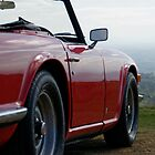 1971 Triumph TR6 by Matthew Walters