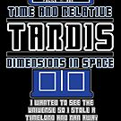 &quot;The Tardis who stole a Timelord&quot; by Ameda Nowlin