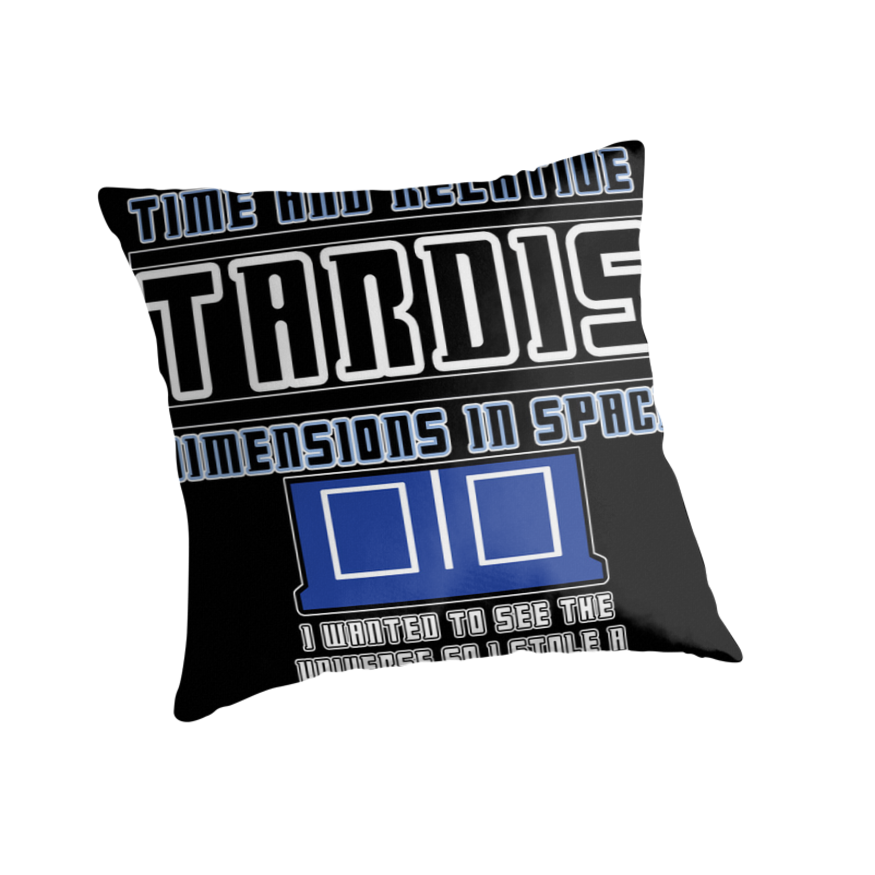 """""""The Tardis who stole a Timelord"""" by Ameda Nowlin"""