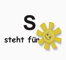 S steht für ... by Hallo Wildfang