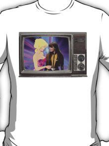 Holli Would Silk Spectre Romance TV T-Shirt