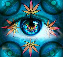HERBAL EYE OF LIFE by SpencerDayMedia