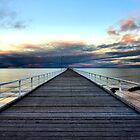 Semaphore Pier by Mark Cooper
