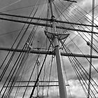Masts and Rigging by Scott Johnson
