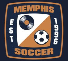 Memphis Soccer Club // America League // PCGD by pcgdstudios