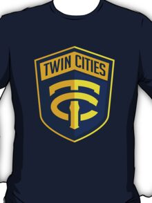 Twin Cities // America League // PCGD T-Shirt