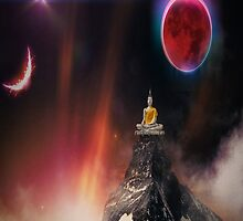 where the spiritual and cosmic converge by angeldragon069