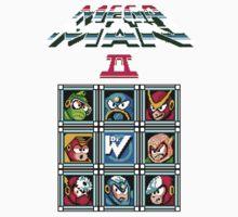 Megaman 2 by Vinchtef