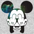 Mickey Nebula Head II by JohnnySilva