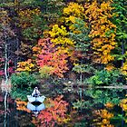 Trout Fishing in The Fall by vivsworld
