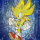 Super Sonic by RadiShineAmigo