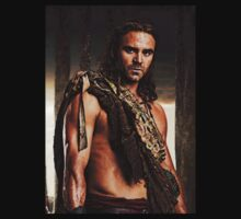 Gannicus (from Spartacus) by Marjuned