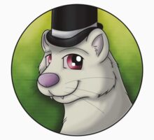 Dapper Ferret! - Albino by Shirik