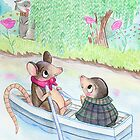 The Wind in the Willows by Ellen Stubbings
