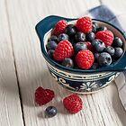 Just Berries by Jerry Deutsch