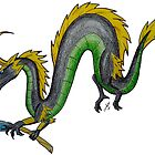 Loki Dragon by Larissa Redeker