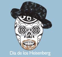 Dia de los Heisenberg by Danny Mills