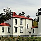 &quot;Admirality Head Light Station&quot; by Lynn Bawden