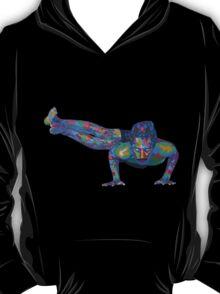 Parsva Bakasana - 2012 as Tshirt T-Shirt