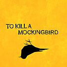 To Kill A Mockingbird by Mike Taylor