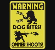 Dog Bites! Owner Shoots! by xmoonxhowlerx