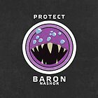 For baron (black) - League Of Legends by Glorious Beardy