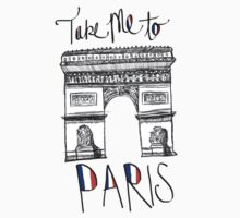 Take Me To Paris by Crystal Friedman