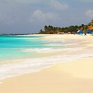 Shoal Bay Beach Anguilla by Roupen  Baker
