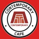 Contemporary Cafe by AngrySaint