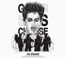 Gozer Says Choose (1-color tee) by PootanInamo